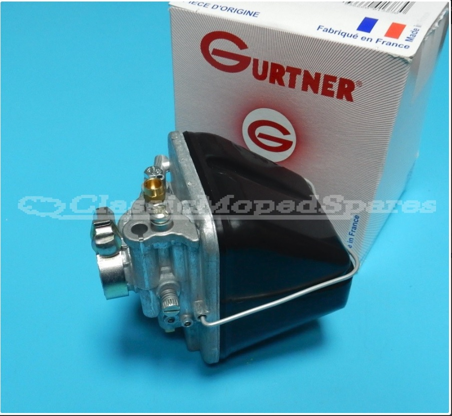 AR Gurtner Carburettor