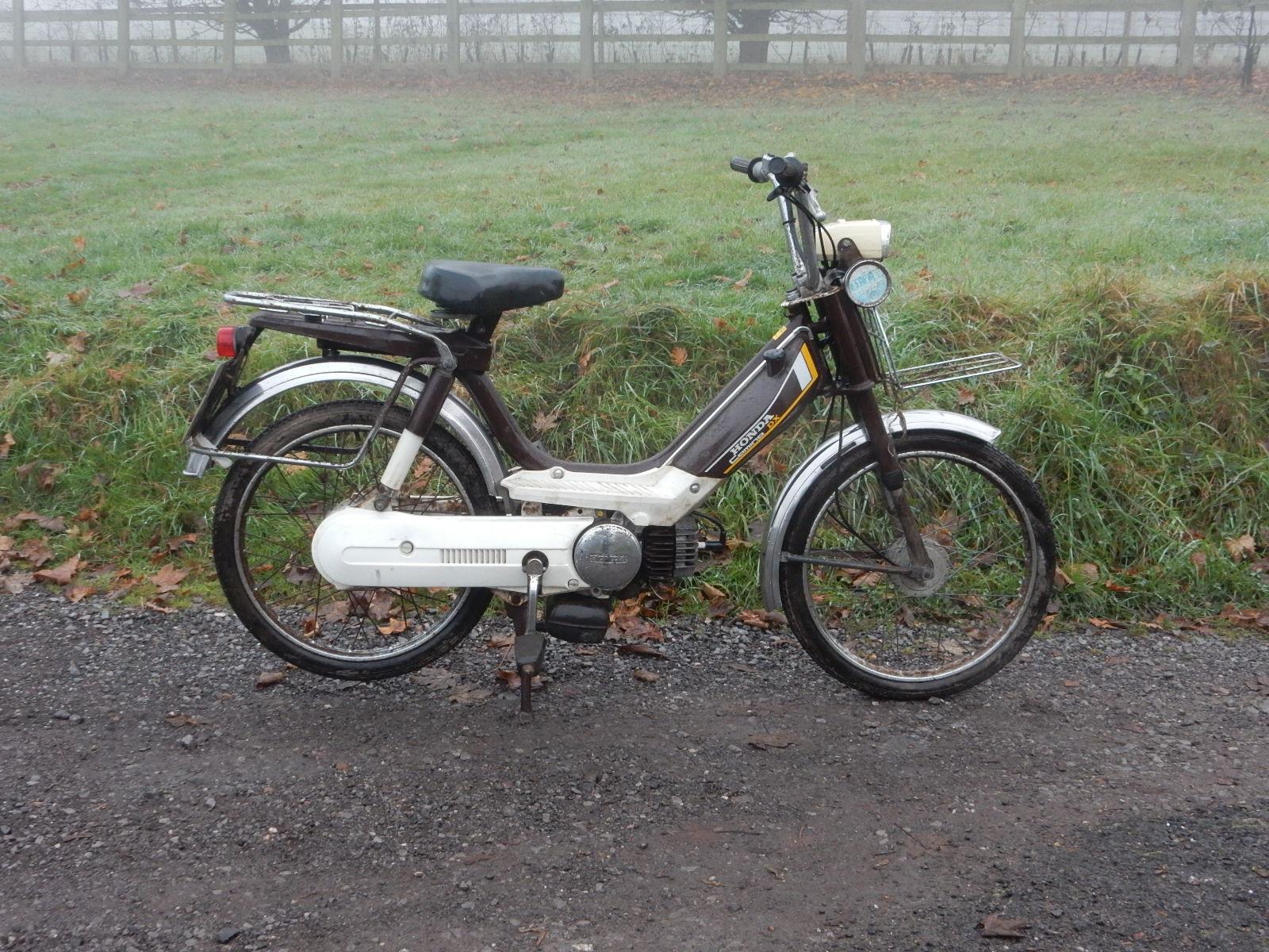 Honda PA Camino Moped