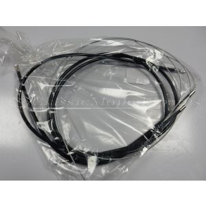 Velo Solex 45,330,660,1010,1400,1700,2200,3300,3800 Cable Set (in BLACK)