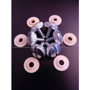 Mobylette Chain Guard Screws
