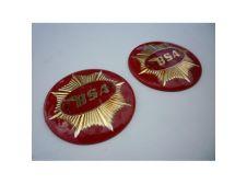 BSA-Round-Red-Gold-Badge