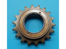 NEW Mobylette 18 Tooth Freewheel Sprocket for Rear Pedal Chain