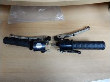 MBK 51 Left and Right Lever, Throttle Assembly