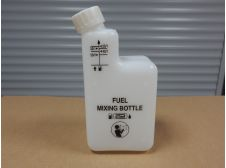 Very Easy 2 Stroke Petrol, Gas, Fuel, Oil Mixing Mixture Bottle Container