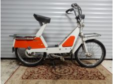 1970 Rare VeloSolex Flash Barn Find Moped with NOVA - Running Flash before the 6000 model.