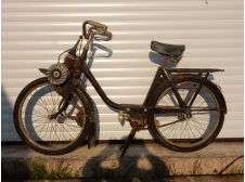 1962 Velo Solex 1700 / 2200 Autocycle Moped For Sale, Barn Find Restoration or Parts