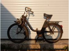 1961 Velo Solex 2200 Autocycle Moped For Sale (Restoration or Parts Barn Find)