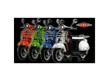 NEW MODENA 50CC SCOOTER in various colours
