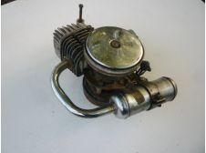 Mobylette Cady Engine with Exhaust & Carburettor