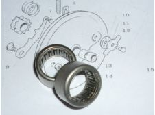 Mobylette Motobecane Moped Drive Pulley Bearing (Price per Pair)