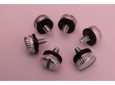 Mobylette Screws and Black Washers