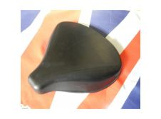 Rubber Dunlop Style Off Road Trials, Solo Saddle Cover for Classic Motorcycles