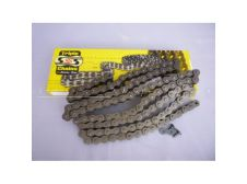 Heavy Duty Moped Drive Chain for Honda, Mobylette, Raleigh, and most mopeds SSS