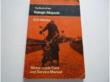 The Book of the Raleigh Mopeds (by R.H.Warring)