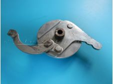 Velo Solex 3800 Rear Brake Hub Shoe and Plate (New Old Stock)