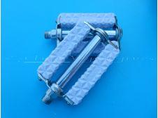 Velo solex 45cc/330/660/1010/1400/1700/2200/3300/3800/5000 White Pedals 14x1.25