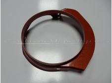 Mobylette Motobecane AV89 Side Engine Clutch Guard Cover in Bronze Rust effect (NEW Reproduced)