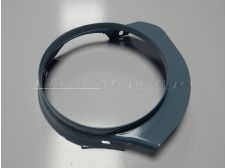 Mobylette Motobecane AV88, 881 Side Engine Clutch Guard Cover in Blue (NEW Reproduced)