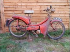 1969 Raleigh Runabout Super de Luxe Moped (The One with the extra accessories!)