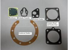 Velo Solex 660 1010 6 Part Gasket Set