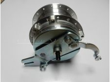 Mobylette MBK 85 / 89 Rear Hub 36 hole, 10mm axle fitting