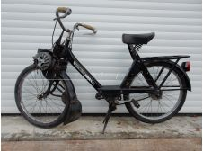 Early 1966 Motobecane Velo Solex 3800 Moped for Restoration For Sale with NOVA Number