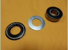 Velo Solex 3800 Older Models Engine Crankcase Bearing, Sealing Washer and Large Joint Seal