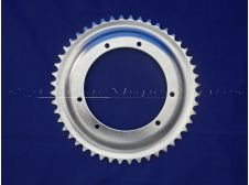 Rear Wheel Sprocket 48 Teeth, 110mm diameter, 10 Holes for Mobylette, Motobecane, MBK, Raleigh, Peugeot Moped