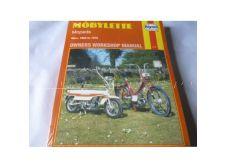 Mobylette Moped Mopeds Haynes Workshop Repair Manual (NEW)