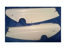 Raleigh Rm1 RM2 Moped Chain Guard Covers